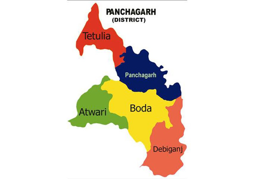 72 houses get electricity in Panchagarh