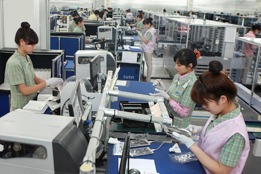 Thai Feb factory output beats expectations