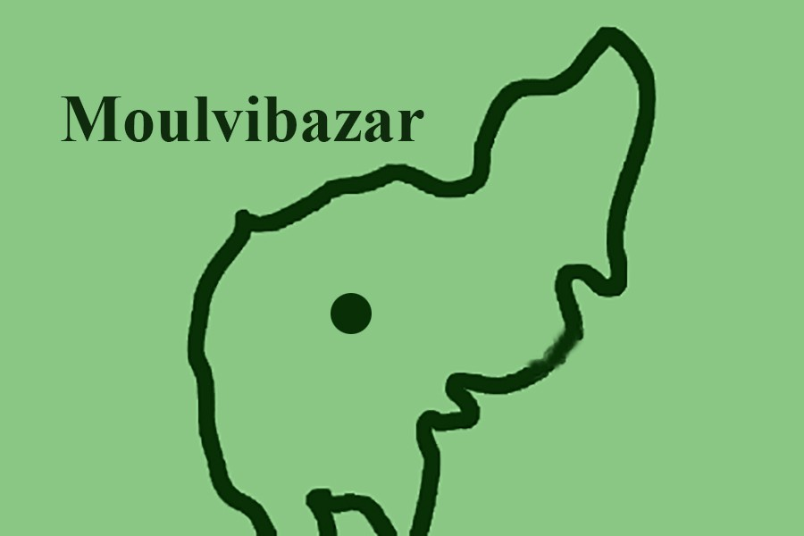 Two teenage lovers jump before train in Moulvibazar