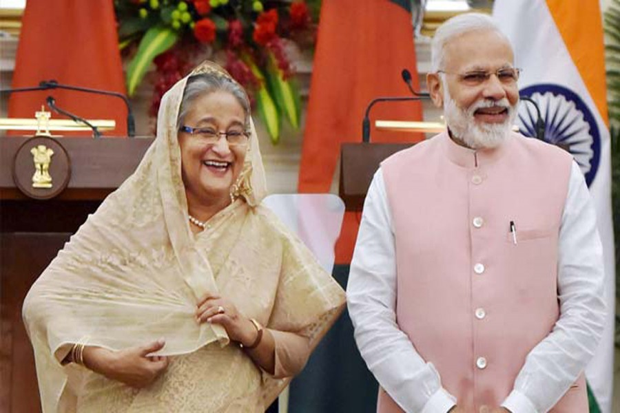 Modi plans to meet Bangladesh PM in May