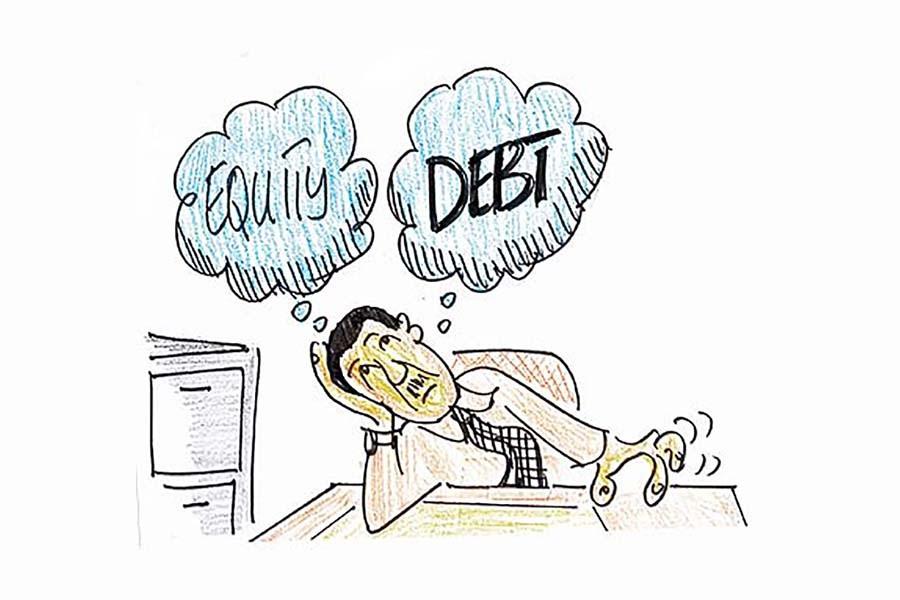 Now loan, not equity, under EEF!