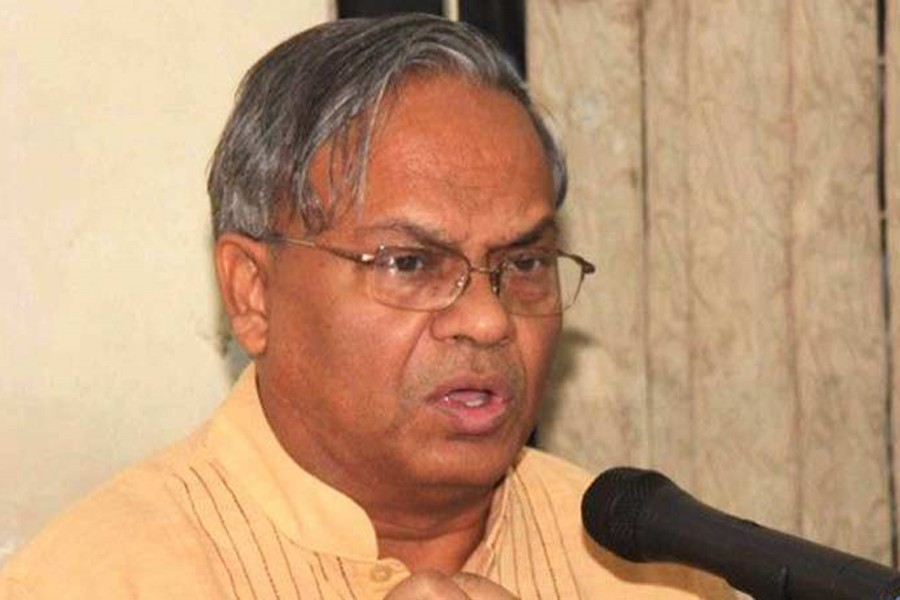 BNP will stage countrywide demo on Monday, said BNP senior joint secy gen Ruhul Kabir Rizvi. UNB File Photo