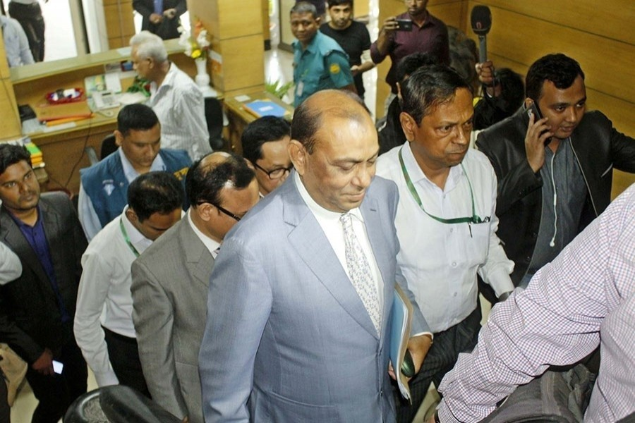 ACC to grill ex-BASIC Bank chairman Bacchu Tuesday