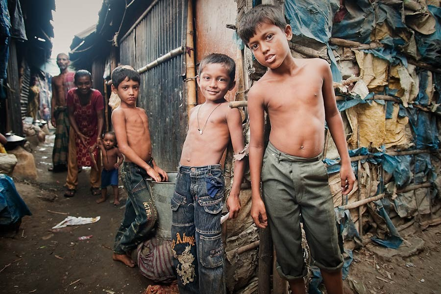 Dynamics of poverty in Bangladesh