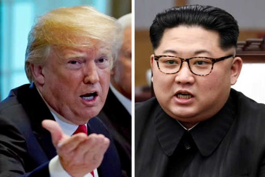 Trump cancels summit with Kim