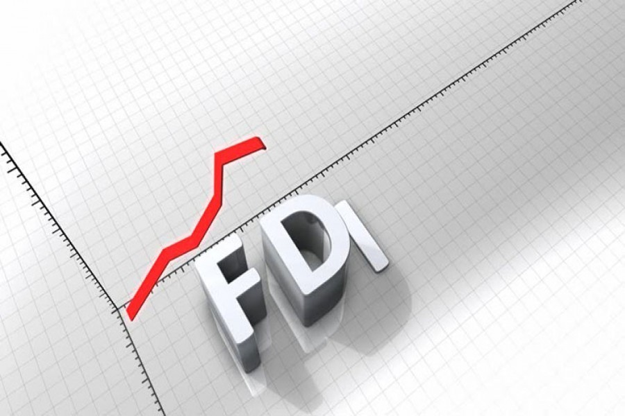Global FDI flows may increase by 5.0 pc this year