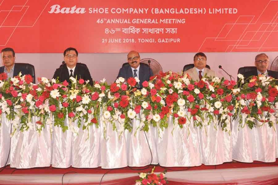 Bata approves 335pc cash dividend