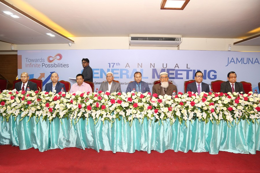 Jamuna Bank approves 22pc stock dividend