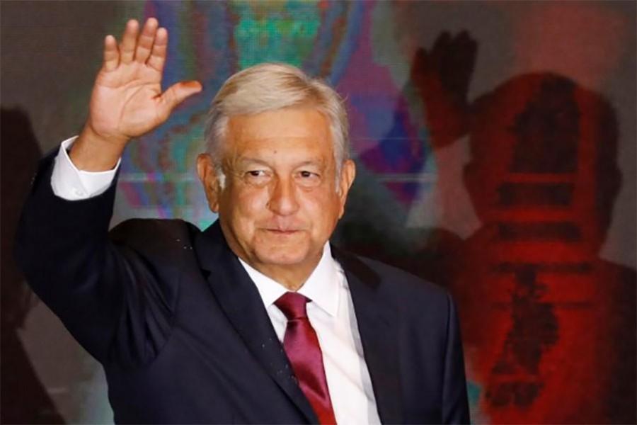 Mexico leftist gets landslide victory, vows crackdown on corruption