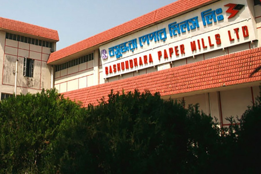 Bashundhara Paper rules turnover chart for five days