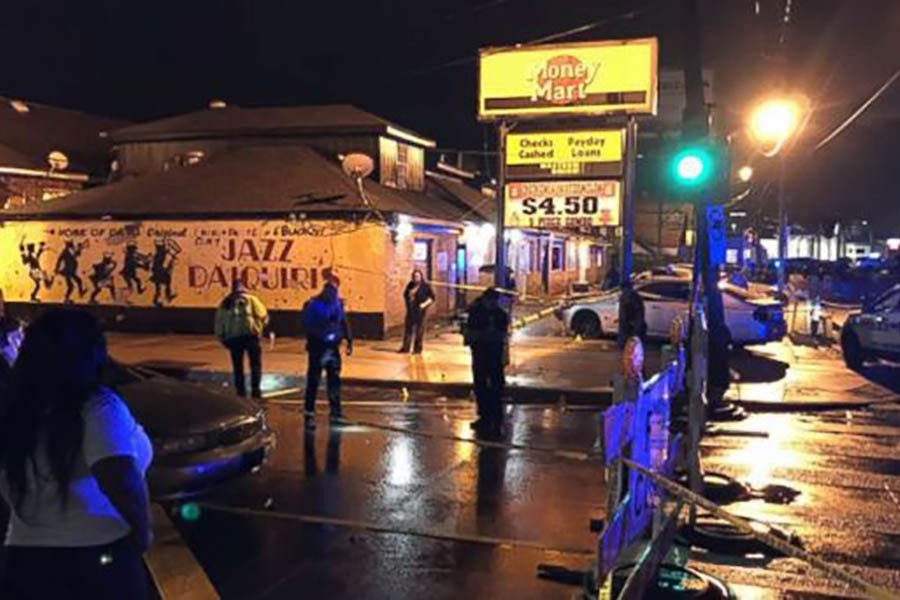 New Orleans shooting: At least 3 dead, manhunt underway