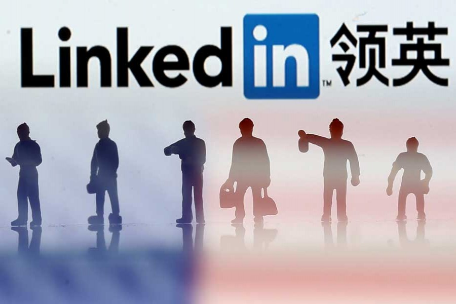 US accuses China of spy campaign on LinkedIn