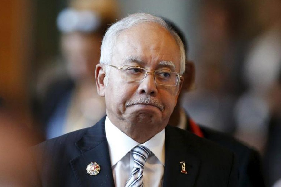 Najib has pleaded not guilty to all charges so far and has consistently denied wrongdoing - Reuters photo
