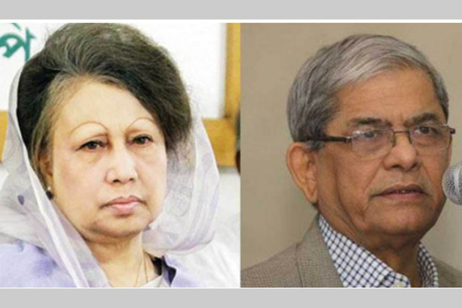 Fakhrul claims Khaleda eligible to join election