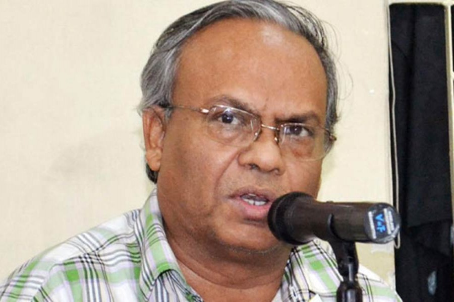 Govt launched 'ugly cyber war' against BNP, alleges Rizvi