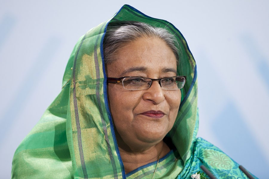 Every vote will add to BD's development, says Hasina