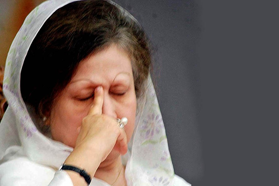 HC rejects appeals to restore Khaleda's nominations for polls