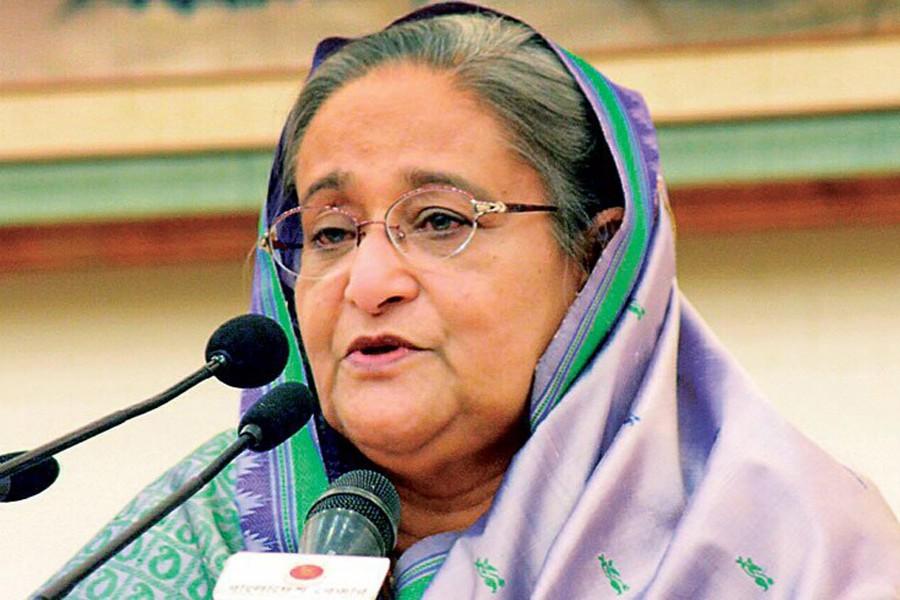 Hasina's electioneering in Rangpur on Sunday