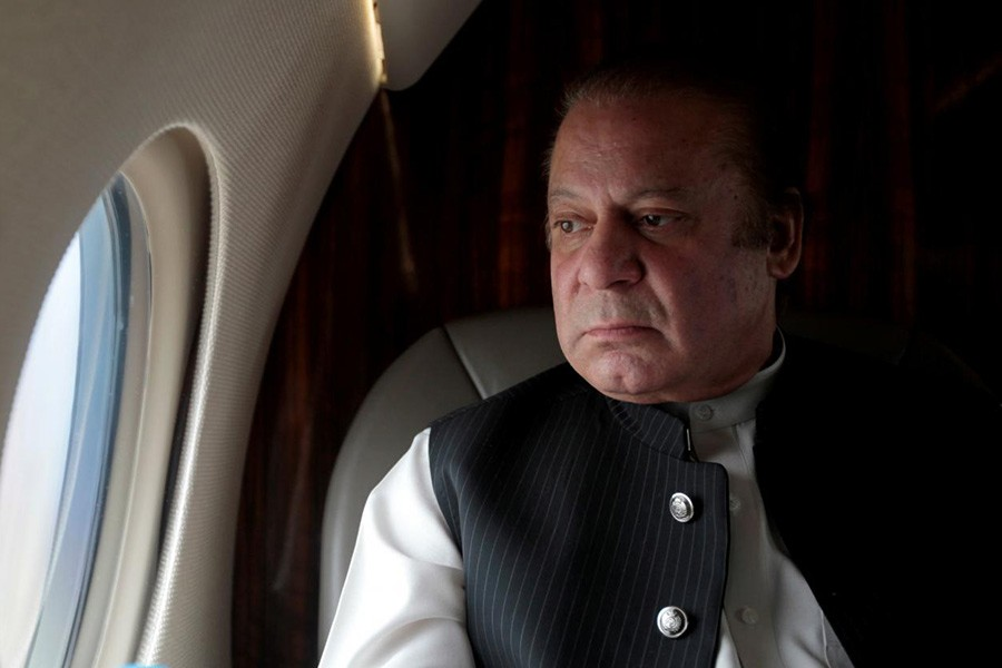 Nawaz Sharif gets seven years in jail