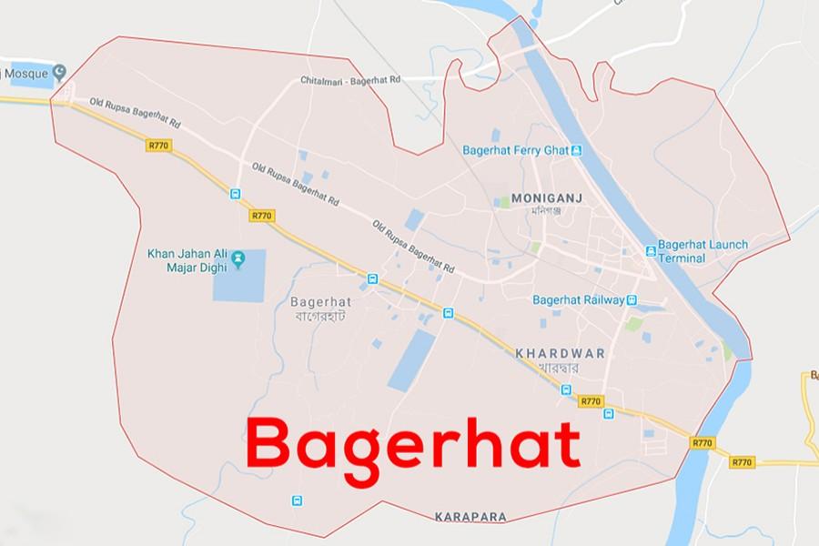 Perpetrators torch AL office in Bagerhat