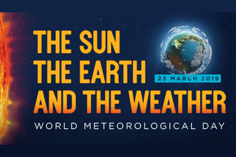 World Meteorological Day being observed