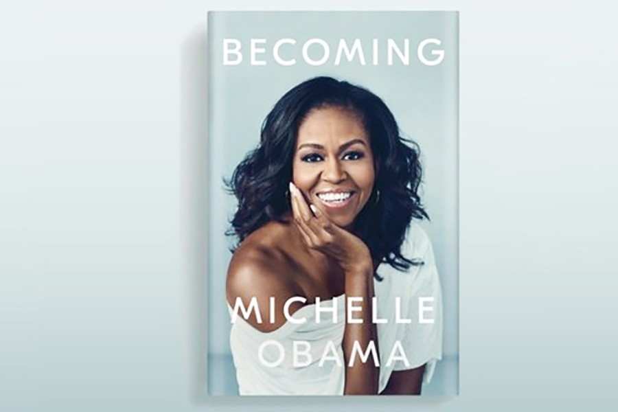 Michelle Obama's memoir set to become most popular in history