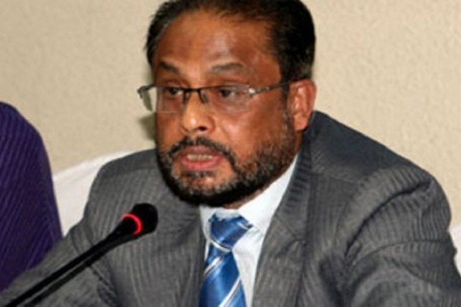 GM Quader to lead Jatiya Party in absence of Ershad
