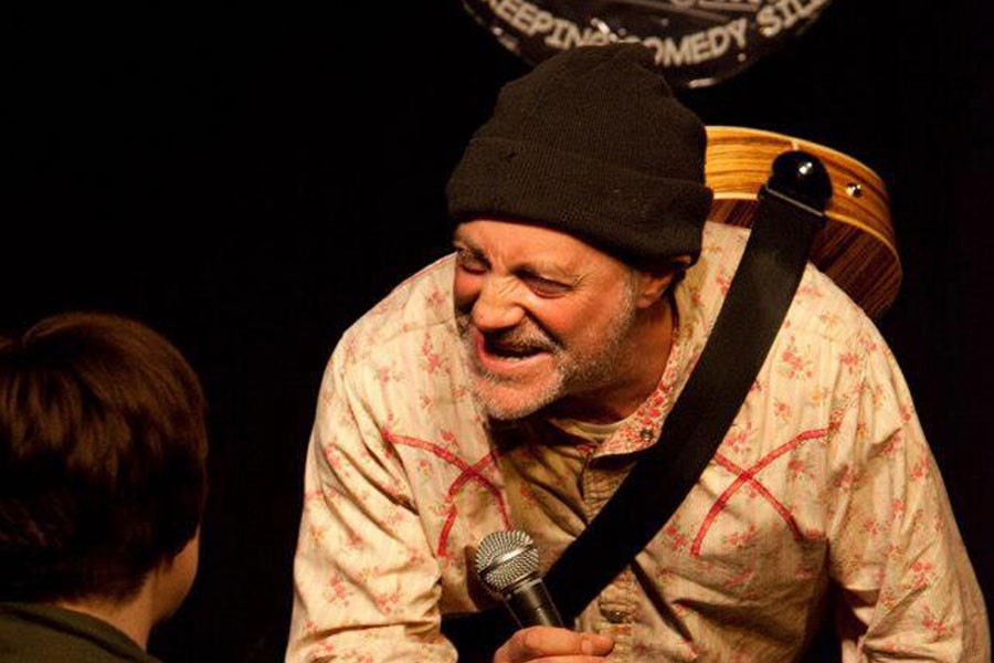 Comedian Ian Cognito died on stage during performance - Facebook photo