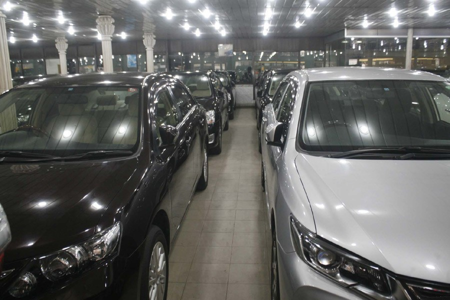 Tax benefits for car industry