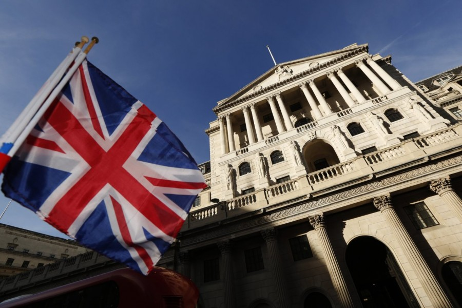 Britain begins search for next Bank of England governor