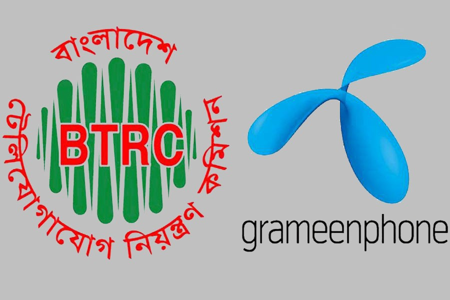 GP bound to pay outstanding Tk 126b: BTRC