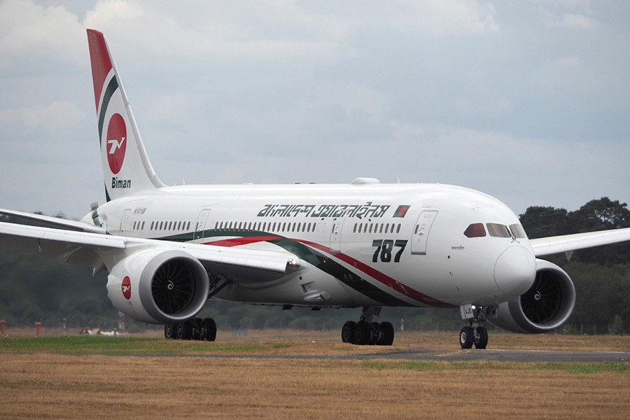 Biman's plan for route expansion hits snag