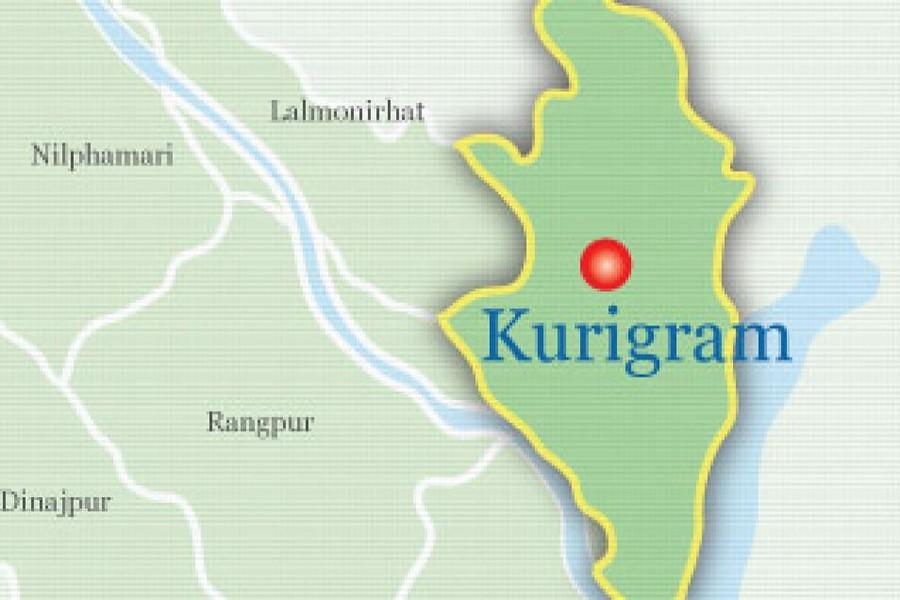 Two held in Kurigram over gang rape