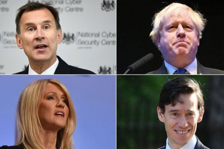 Jeremy Hunt, Boris Johnson, Rory Stewart and Esther McVey have already said they will run for the leadership