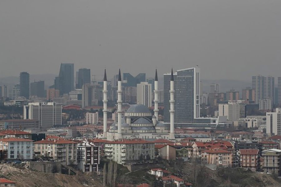 Turkish economy shrinks again as currency crisis bites