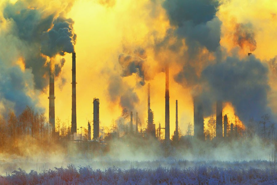Climate change may cost world's biggest firms $1tn