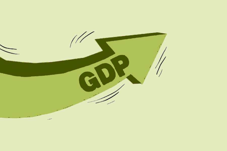 Govt targets double-digit GDP growth in FY24