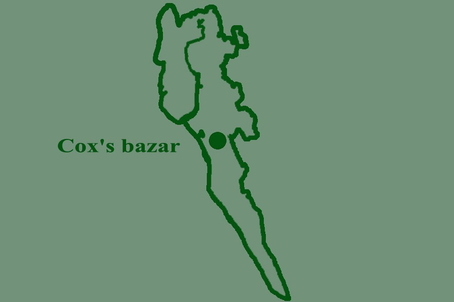 Rohingya man among two dies in Cox's Bazar 'gunfight'