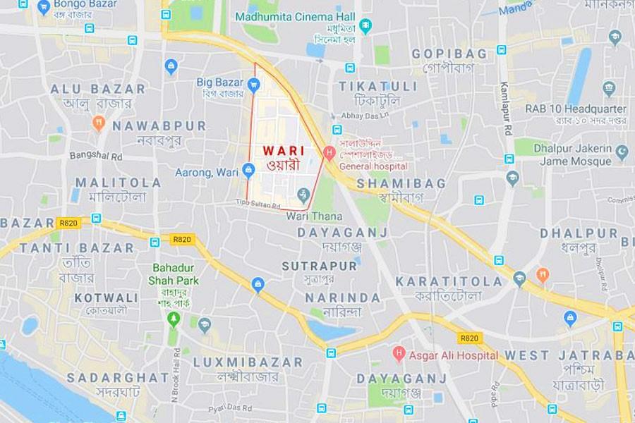 Nursery student strangulated to death in empty flat in Wari