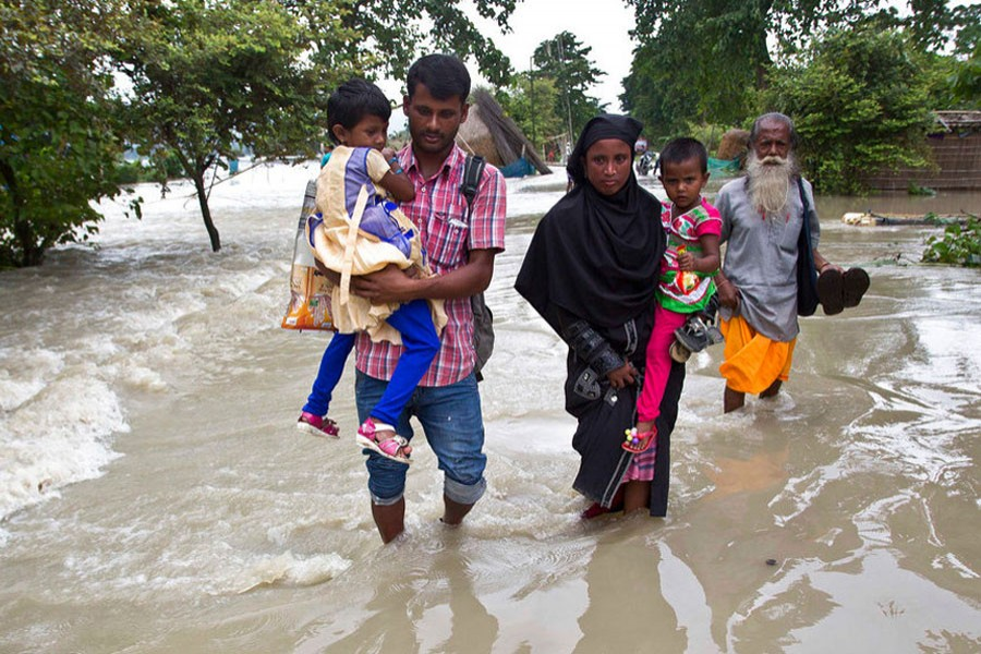 South Asia flooding affects 5.0mn children: UNICEF
