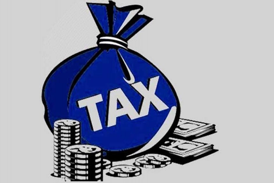 Tax revenue collection misses target by Tk 571b