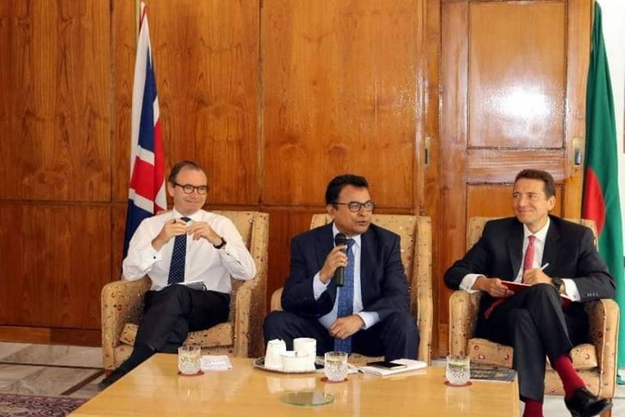 BD seeks more British investment