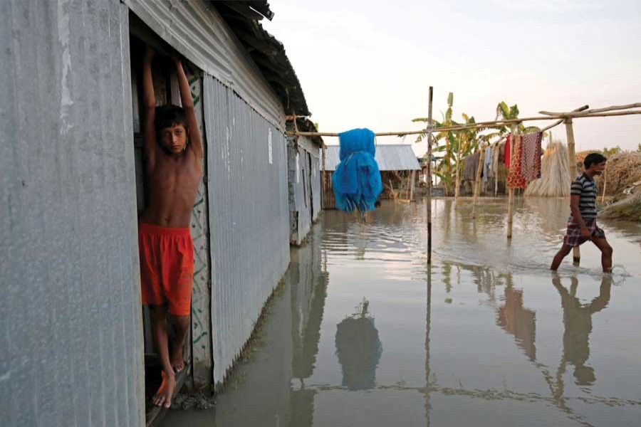 Bangladesh flood 2019: The role of Warm Pool El Niño