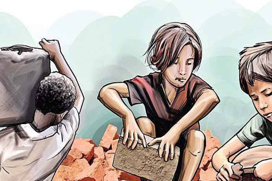 Tale of a child labourer