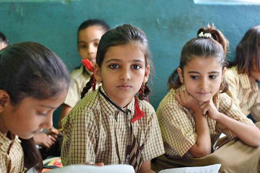 The wrong way to educate girls