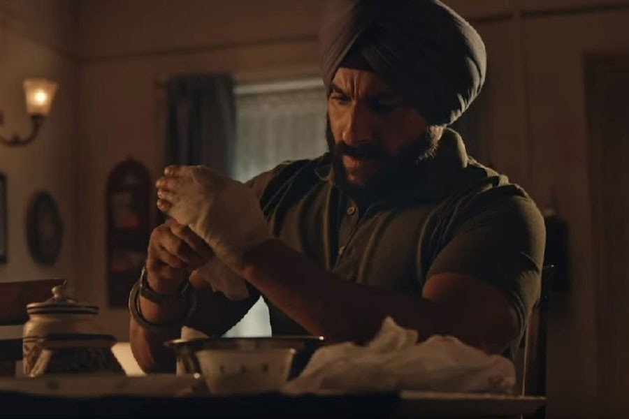 BJP leader files complaint against Anurag Kashyap over Sacred Games 2