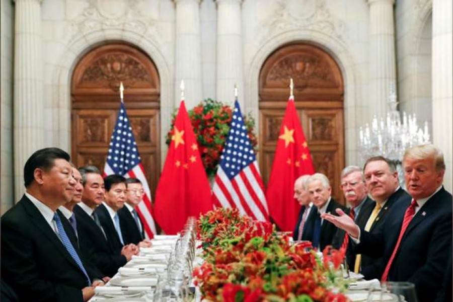 China-US new cold war can be avoided