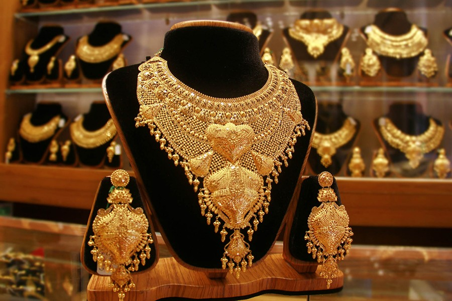 Per Bhori Gold Price Increases By Tk 9 390 In A Year