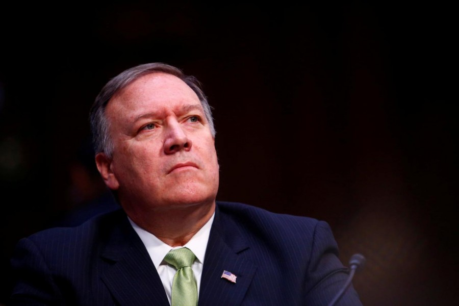 US Secretary of State Mike Pompeo - Reuters photo