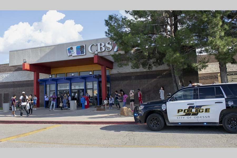 Texas shooting rampage leaves seven dead